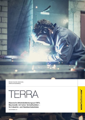 Terra - Workfashion.com