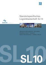 Standortspezifisches Logistiklastenheft SL10 - ZF Friedrichshafen AG