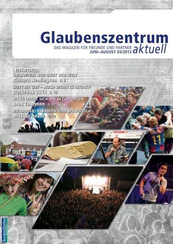 bibelschule 2013 - Glaubenszentrum