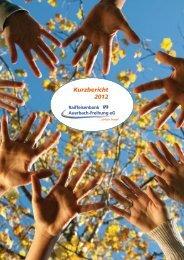 Kurzbericht der Raiffeisenbank Auerbach-Freihung eG - 2012
