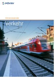 Verkehr - Pöyry Deutschland GmbH