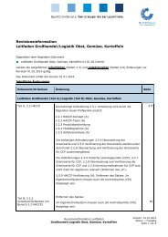 RI LF Großhandel/Logistik Obst, Gemüse, Kartoffeln 01.01.14