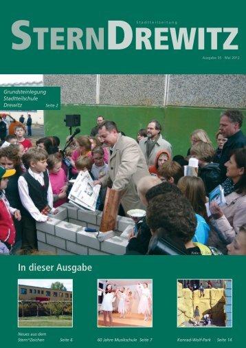 Ausgabe 35, Mai 2012 - Stadtkontor