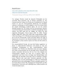 Eduard Grimm. Zur Geschichte des Erkenntnisproblems