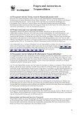 Fragen und Antworten zu Tropenwäldern - WWF Schweiz - Page 5