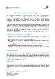 Aktionswoche 2013 - BBE