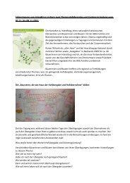 Jahrestagung von InterAfocg in Paris zum Thema Hofübergabe und ...