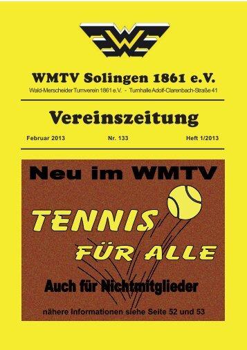Vereinszeitung - downloads - WMTV - Solingen