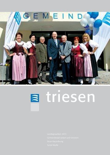 Landtagswahlen 2013 Gemeindesaal saniert und renoviert Neue ...