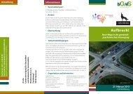 Veranstaltungsflyer als Download (PDF) - Landesvereinigung für ...