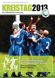 Berichte zum Kreistag des Fußballkreises Heinsberg