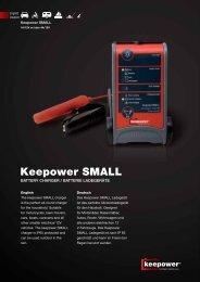 Keepower SMALL - Inelco