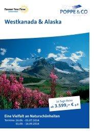 Westkanada & Alaska - Passauer Neue Presse