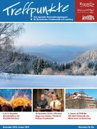 Dezember 2013 / Januar 2014 Kostenlos für Sie - Schwarzwälder Bote