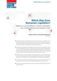 Which way goes Romanian capitalism? - Bibliothek der Friedrich ...