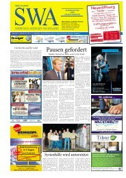 Ausgabe A, Siegen, Wilnsdorf (11.73 MB) - Siegerländer Wochen ...