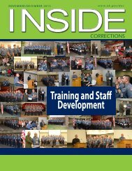 Training and Staff Development - State of Oklahoma
