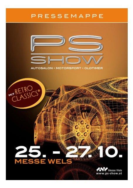 [PDF] PS SHOW 2013 - Messe Wels