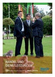 Handel/Ware/Dienstleistungen - Rheinisch-Westfälische ...