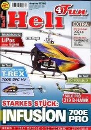 Testbericht Heli4Fun 2-13 4,28 Mb - Modellbau Lindinger Onlineshop
