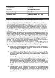 2013_212 - Stand der Umsetzung zur Ergänzung ... - Stadt Weimar