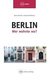 Berlin - via reise verlag