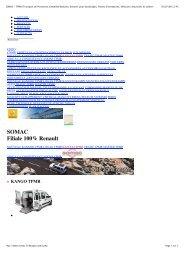 SOMAC - TPMR (Transport de Personnes à Mobilité ... - Hacavie