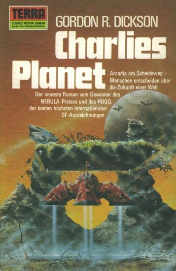 TTB 263 - Dickson, Gordon R - Charlies Planet