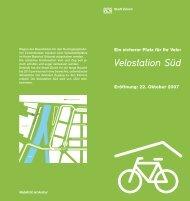 Velostation Süd - Stadt Zürich