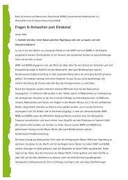 Fragen & Antworten zum Emskanal - BUND LV Niedersachsen e.V.