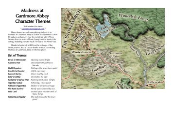 Download Gardmore Abbey Themes Now! - Bold Pueblo Games
