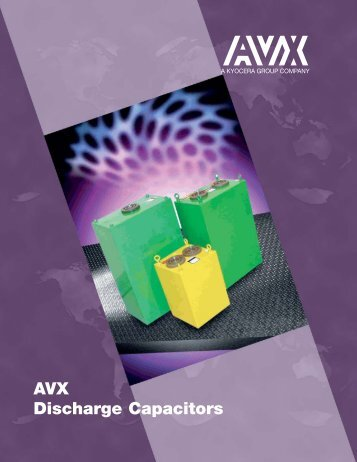 DISFIM Products - AVX