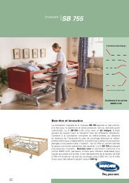 Invacare® SB 755 - Hacavie