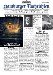 Hamburger Nachrichten