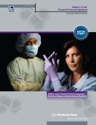 Personal Protective Equipment (PPE) - Kimberly-Clark Health Care