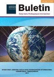 diterbitkan oleh - Direktorat Jenderal KPI - Kemendag