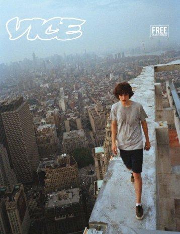 VOLUME 18 NUMBER 2 - Vice
