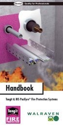 BIS Pacifyre® & Tangit® Handbook Assembly Instruction ... - Walraven