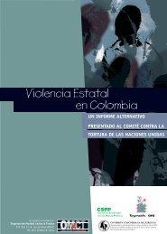 Violencia Estatal en Colombia - World Organisation Against Torture