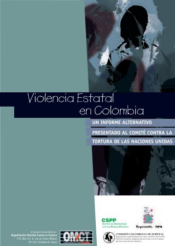 Violencia Estatal en Colombia - World Organisation Against Torture