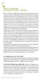 Parco Nazionale d'Abruzzo, Lazio e Molise - Parchicard