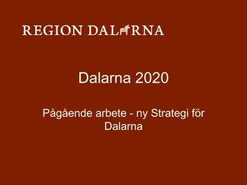Lennart Färje - Region Dalarna