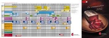 La communication 2012. - Schweizer Fleisch