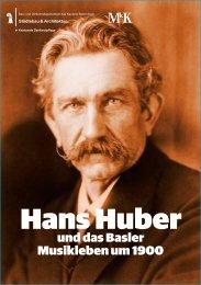 Hans Huber - Museum Kleines Klingental