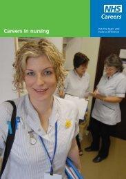 Careers in nursing - Keele University