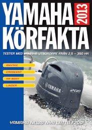 YAMAHA NEWS! NYA LÄTTA F200! - Yamaha Motor Europe