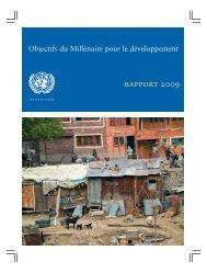 Rapport 2009 - ONU