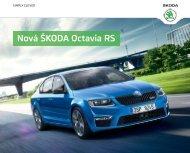 Octavia RS katalog - Auto Jarov