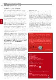 Auszug Modul 3 - Fussball Lernen Global