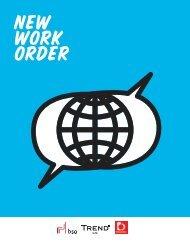 """Ergebnisse Studie """"New Work Order"""" - Orgatec"""
